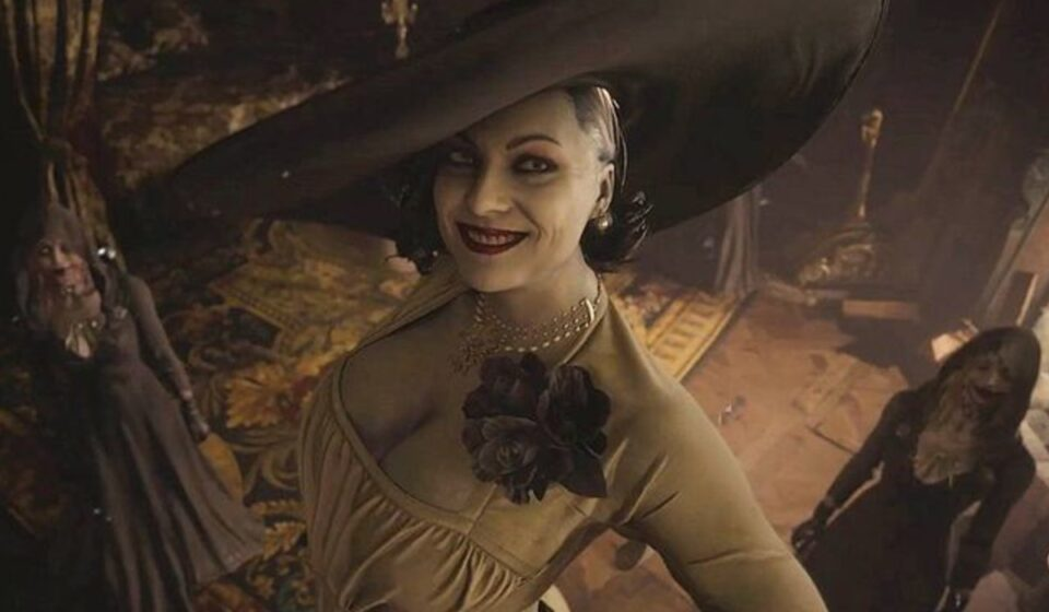 Resident Evil 8: ¿Cómo surgió la idea de Lady Dimitrescu?