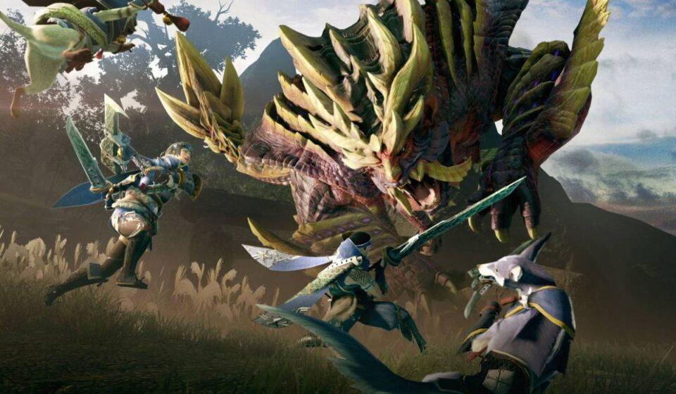Monster Hunter Rise debuta con éxito en España