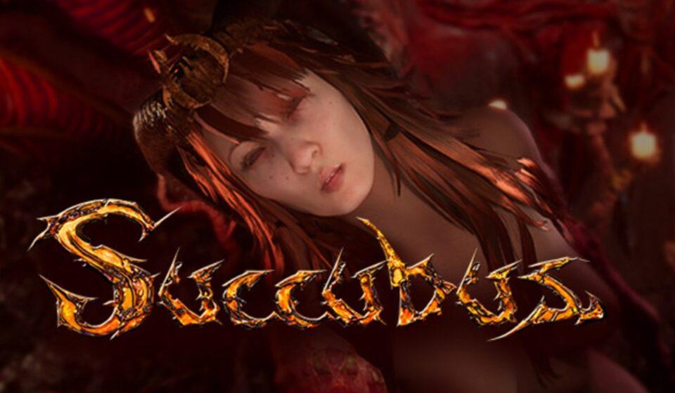 Succubus, el spin-off de Agony, llega el 21 de julio a PC