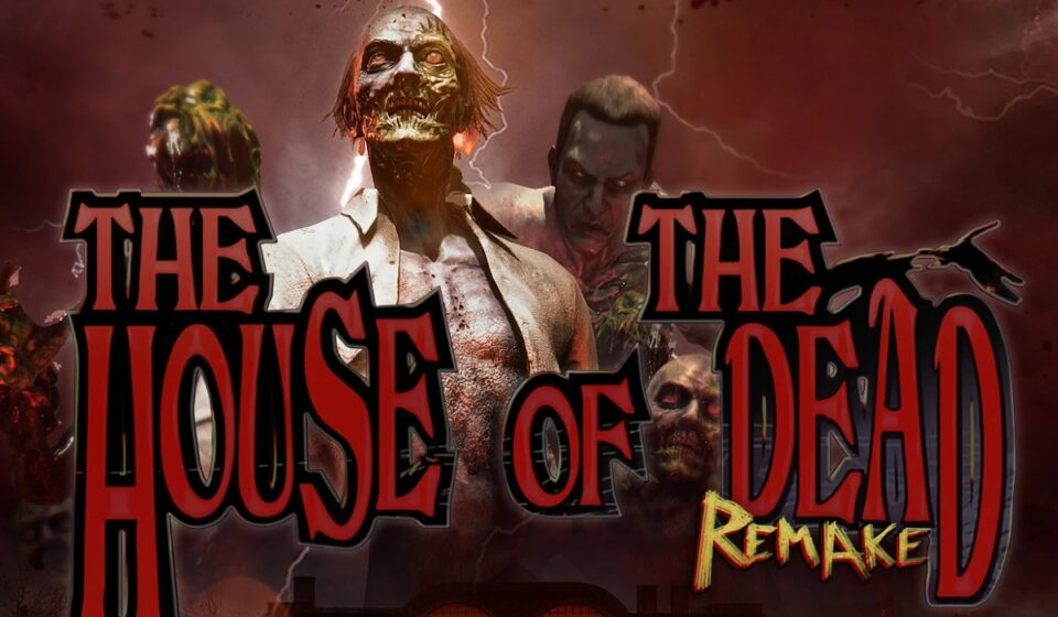 The House of the Dead: Remake llegará a Switch
