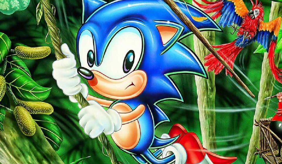 Sonic Collection: Apareció una nueva colección para venderse en las tiendas