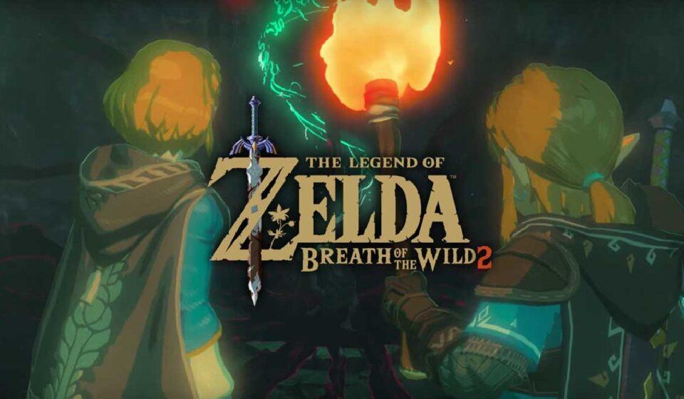 The Legend of Zelda: Breath of the Wild 2 podría llegar en 2022