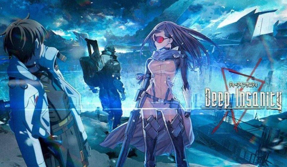 Square Enix anunció Deep Insanity