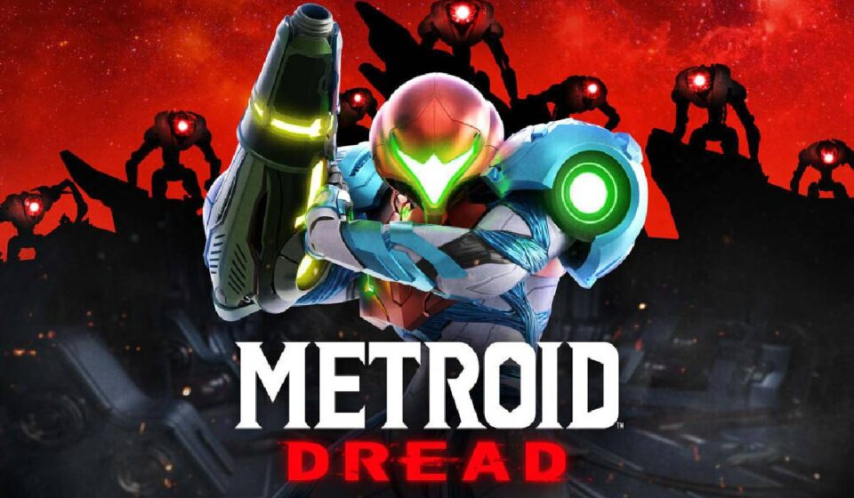 Se anunció Metroid Dread para Nintendo Switch