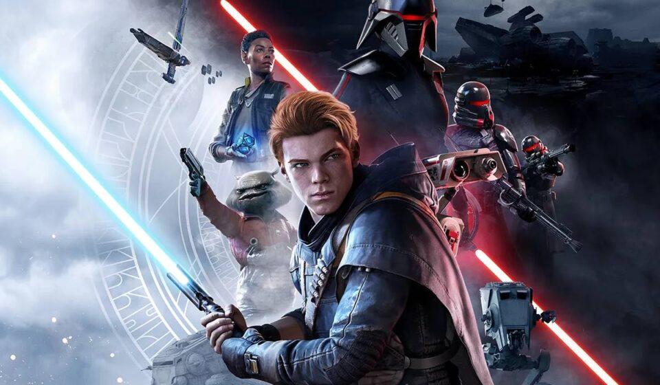 Star Wars Jedi: Fallen Order llega a PS5 y Xbox Series