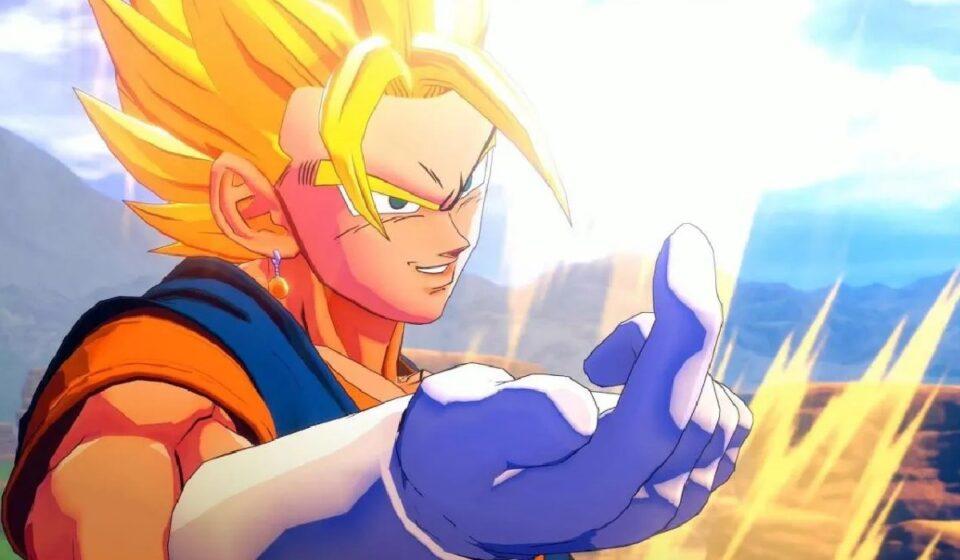 Dragon Ball Z Kakarot presentó un nuevo gameplay en Nintendo Switch