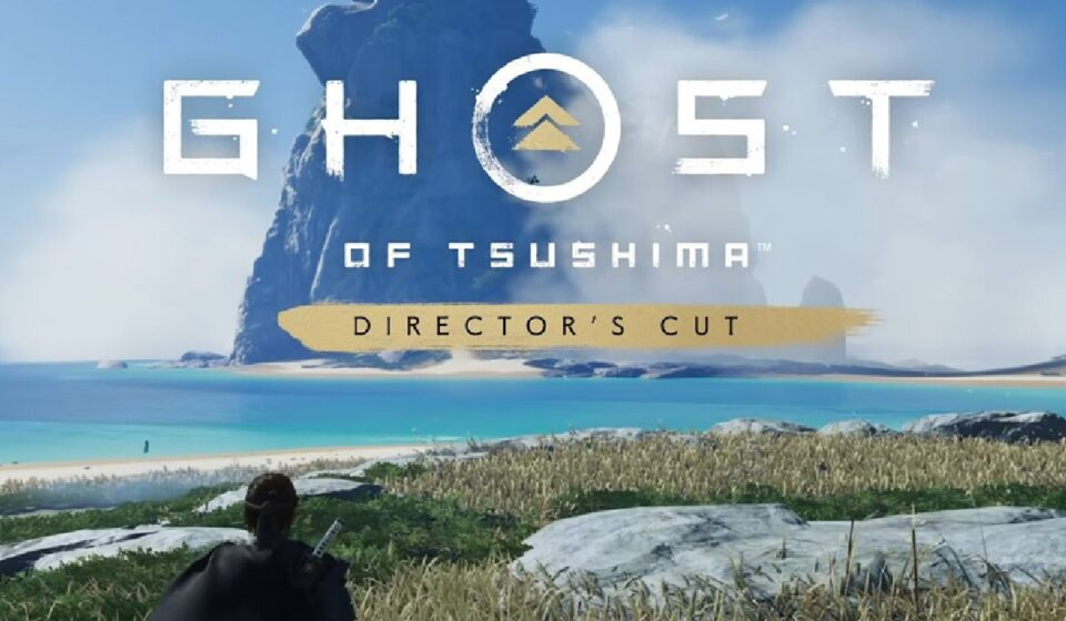 Ghost of Tsushima Director's Cut llega a PS5 y PS4