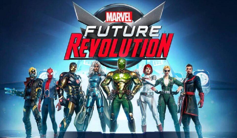 MARVEL Future Revolution reveló su fecha de lanzamiento