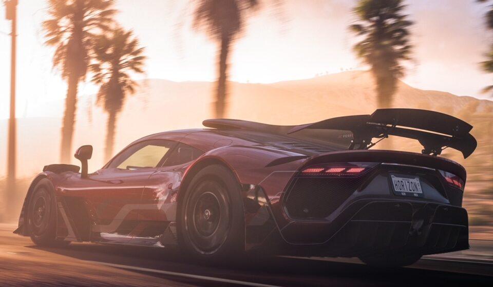 Forza Horizon 5 utilizará ray tracing