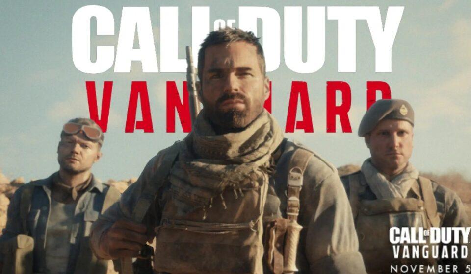 Call of Duty: Vanguard presentó una Alpha exclusiva en PS4 y PS5