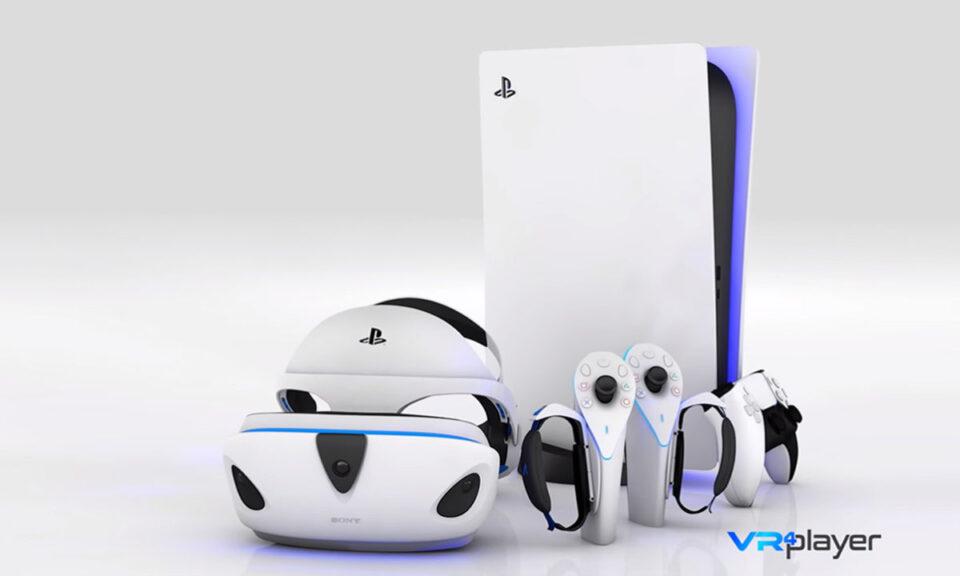 Así será PlayStation VR 2, las nuevas gafas de PS5