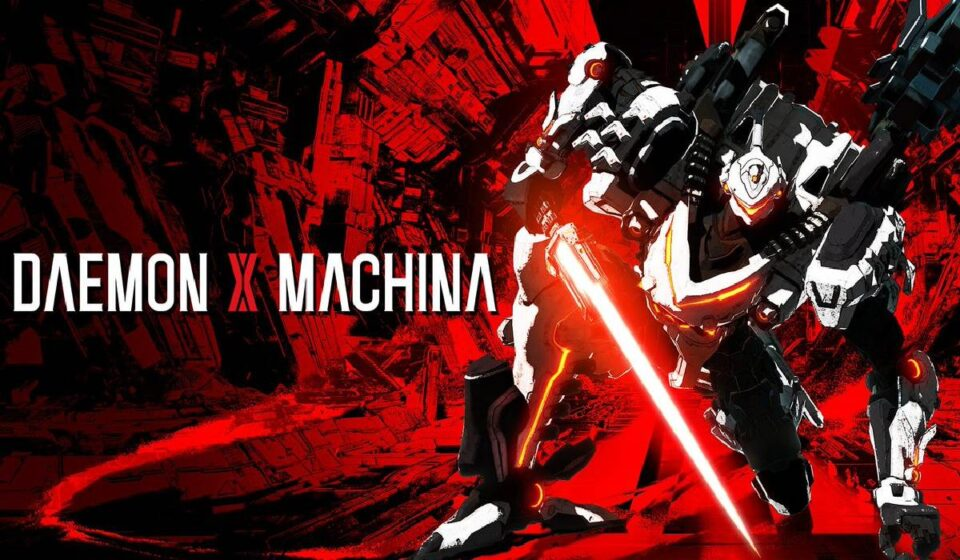 Daemon X Machina estará gratis en Nintendo Switch