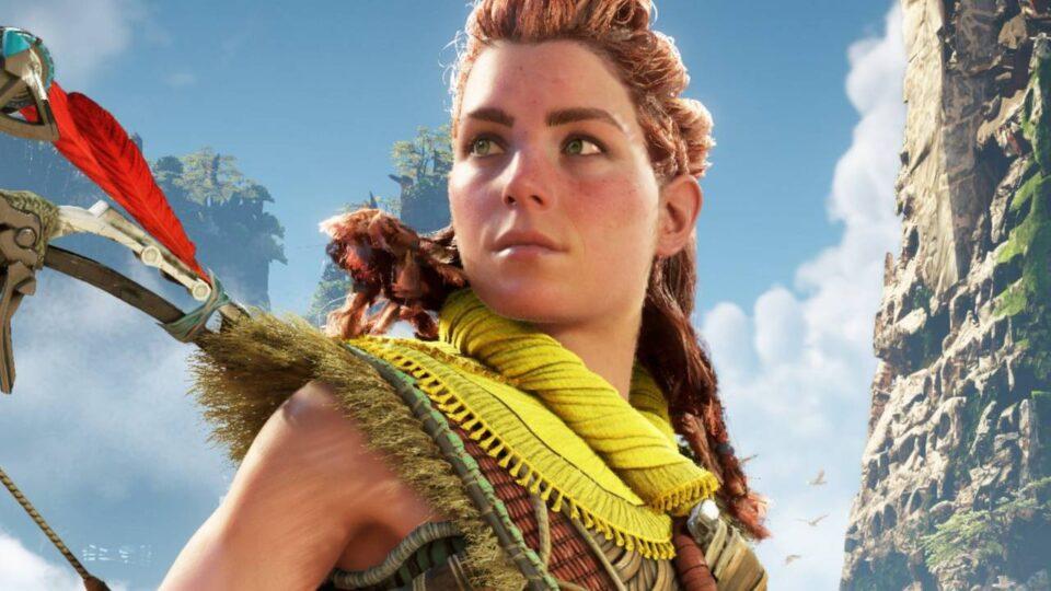 Horizon Forbidden West reveló sus características exclusivas en PS5