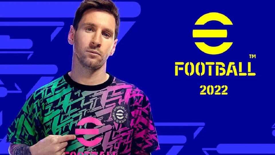 eFootball 2022 se convirtió en el peor juego valorado en la historia de Steam
